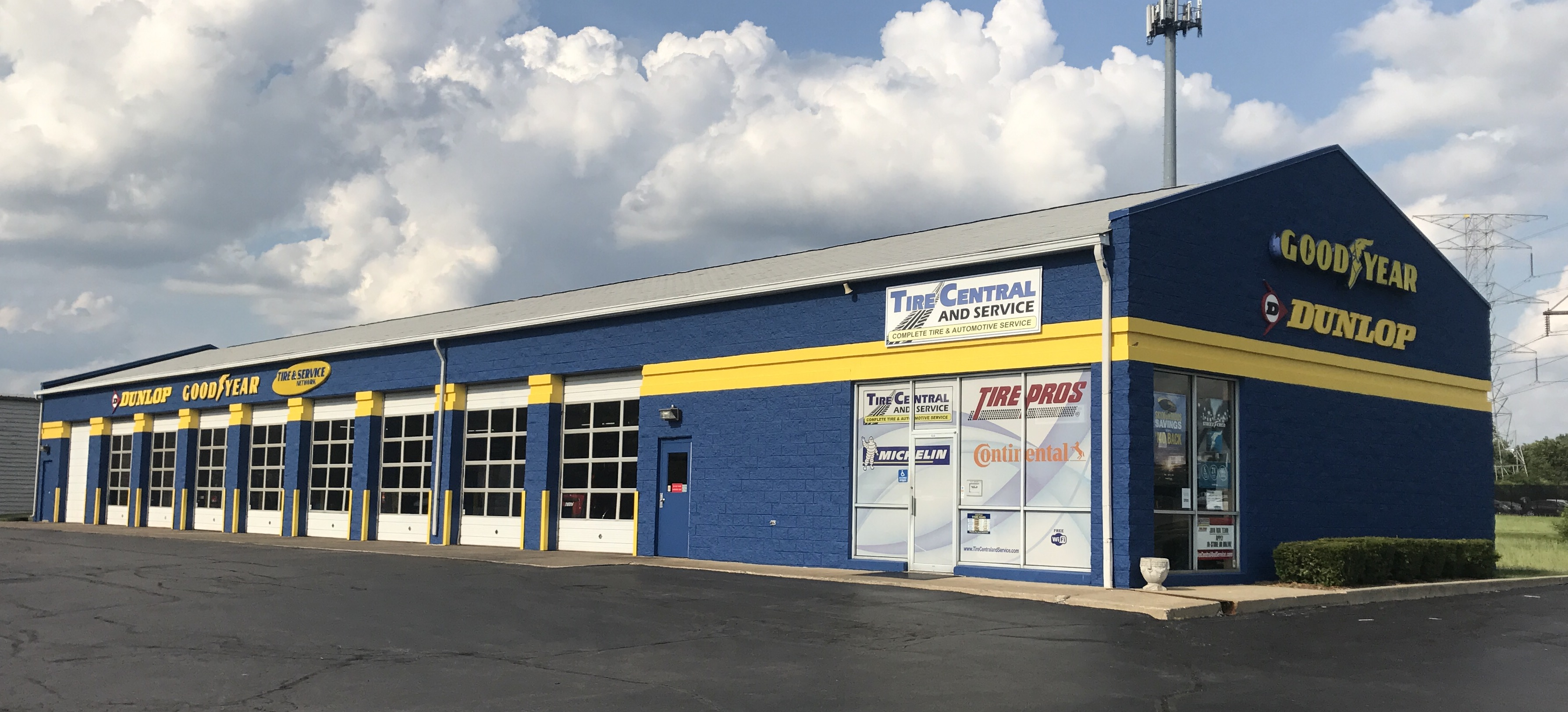 Tires And Auto Repair In Greenwood